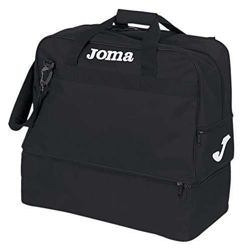 Joma Training III Bolsa, Unisex Adulto, Negro, S