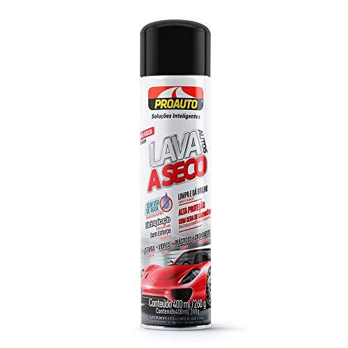 Lava Autos à Seco Aerossol Proauto 400 ml