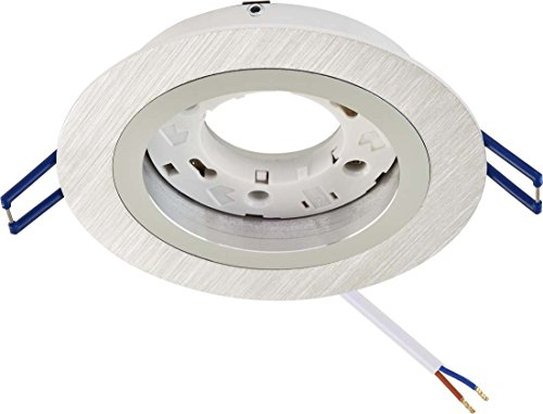 EVN Lichttechnik Einbauleuchte 539314 GX53 Downlight/Strahler/Flutlicht 4037293539340