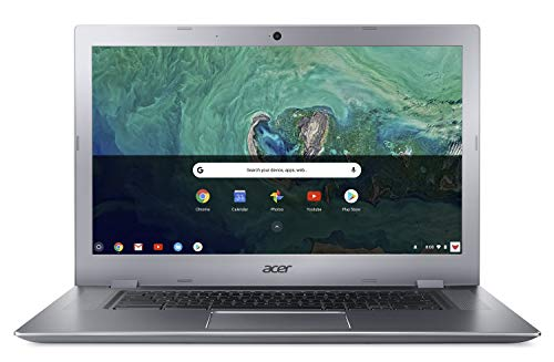 Acer Chromebook 15 CB315-1HT-C4RY, Intel Celeron N3350, 15.6' Full HD Touch Display, 4GB LPDDR4, 32GB eMMC, 802.11ac WiFi, Bluetooth 4.2, Google Chrome