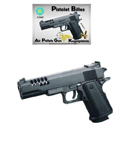 Kinder Elite Kugel-Pistole ab 3 Jahren freigegeben Spielzeug-Pistole Soft-Air Kugeln Set