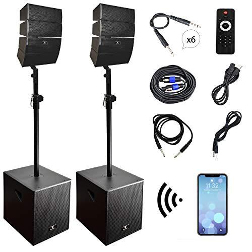 Best linear array speakers