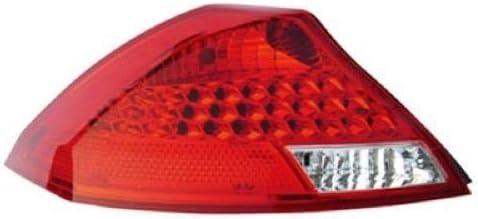 レビューを書けば送料当店負担 Go-Parts - for 2006 2007 日本限定 Honda Tail Lamp Light Ass Accord Rear