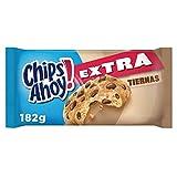 Chips Ahoy! - Extra Tiernas Galletas con Pepitas de Chocolate, 182 g