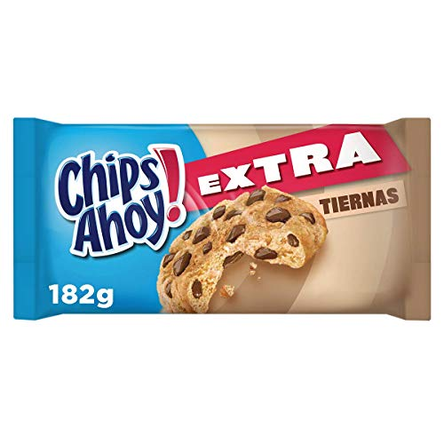 Chips Ahoy! Galletas con Pepitas de Chocolate, 182g