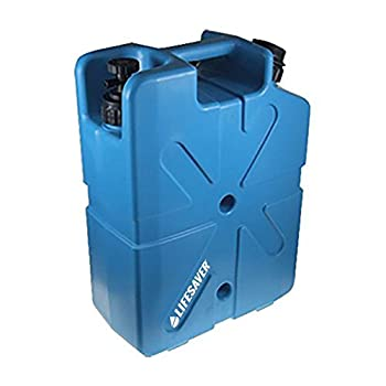 LIFESAVER Systems Limited 10,000 UF Jerry Can, Large