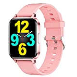 Smartwatch 1.7'' Pollici Orologio Fitness Tracker Uomo Donna,Bluetooth Smart Watch Android...