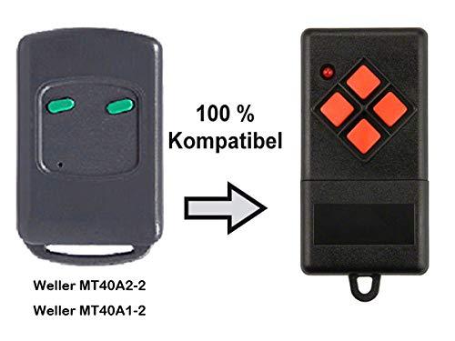 Ersatz Handsender für Weller MT40A2-2 MT40A1-2 Dickert MAHS40-04 40,685 MHz. AM