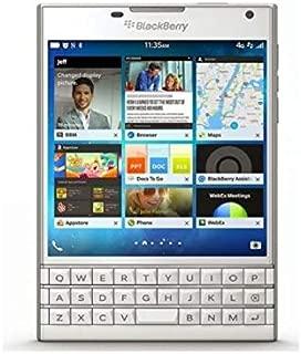 BlackBerry Passport - 32GB, 3GB RAM, 4G LTE, White, En-Ar KB