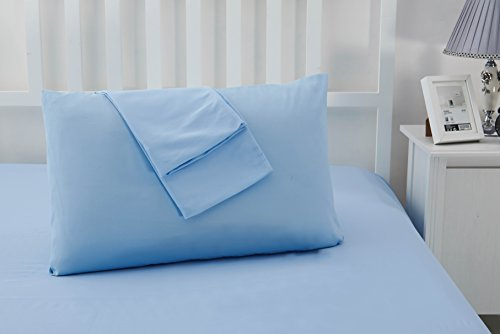 Sonia Moer Microfibre Pillowcase Set | Luxurious No-Iron Pillow Cases are Breathable