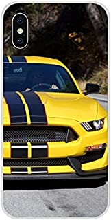 Half-wrapped Cases - Accessories Phone Cases Covers Luxury Car for Ford Mustang Shelby For for Samsung for Galaxy A3 A5 A7...