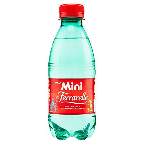 Ferrarelle Mini Acqua Effervescente Naturale 0.25L (Confezione da 6)