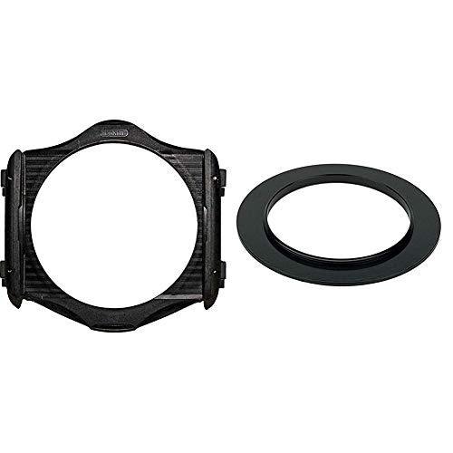 Cokin BP-400B P - Soporte para filtros + W/P77P477 Cable para cámara fotográfica, Adaptador - Adaptador para Objetivo fotográfico (Negro)