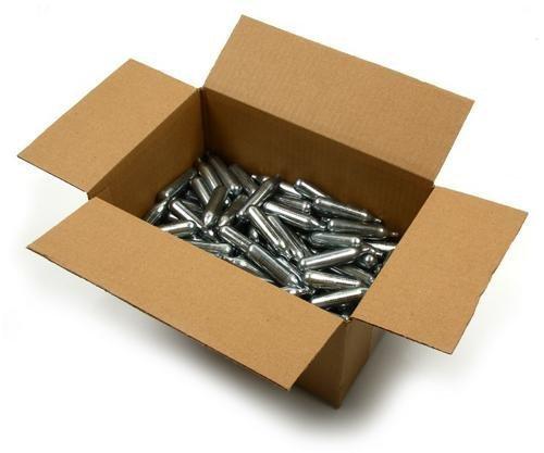 AVI 12 Gram CO2 Cartridge - 100 Pack
