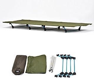 Fácil de transportar 2.6lbs ultra resistente, ligero, impermeable y a prueba de roturas, plegable, senderismo, camping, cunas, para actividades al aire libre, capacidad de peso: 440 libras