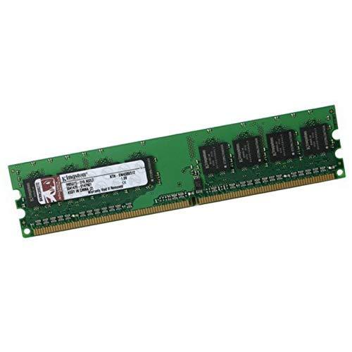 Kingston - Memoria RAM (512 MB, KTH-XW4300/512, DIMM, DDR2, PC2-5300U, 240 Pines,...