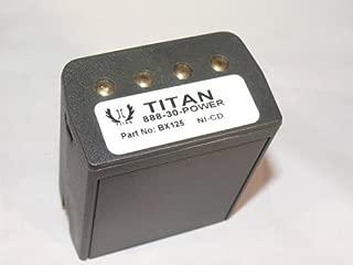 Titan Two Way Radio Battery for BLI-LAA0170 for Bendix King LAA0171 KX99