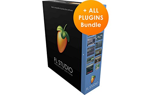 IMAGE-LINE FL Studio 20 - All PlugIn Bundle Lizenz-Code