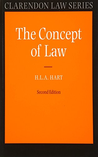 The Concept of Law (Clearndon Law Series)の詳細を見る