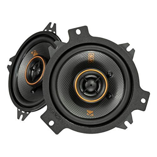 KICKER 47KSC404 KS Series Low Profile 4 Inch 4 Ohm 15 to 75 Watts RMS Power Factory Replacement...