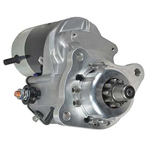 NEW 12V IMI STARTER COMPATIBLE WITH ALLIS CHALMERS TRACTOR D17 6-262 DIESEL 1957-62 104-3882 1043882 APS3882 1113082 -  RAREELECTRICAL, IMI-25008-001*5