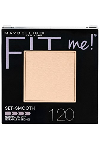 Maybelline Fit Me Polvo Compacto, color Classic Ivory SB