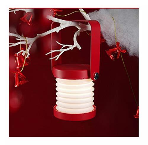 GXY Luz de linterna LED luz de noche lámpara de mesa de protección ocular plegable creativa usb nuevo regalo extraño para el hogar