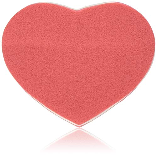 Lilyz Maquillage Coeur Puff Applicateur Rose