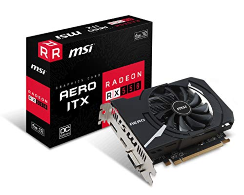 MSI R580GXP8 PCI-Express video Graphic Cards RX 550