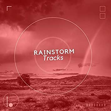 2020 Relaxing Rainstorm & Water Tracks