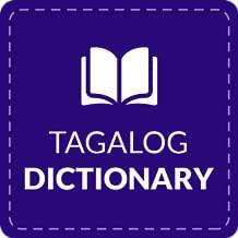 Tagalog Dictionary | English Tagalog Dictionary
