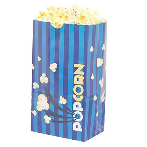 Cheap Popcorn Supply | Laminated Popcorn Bags | Select-A-Size (85 Ounce)