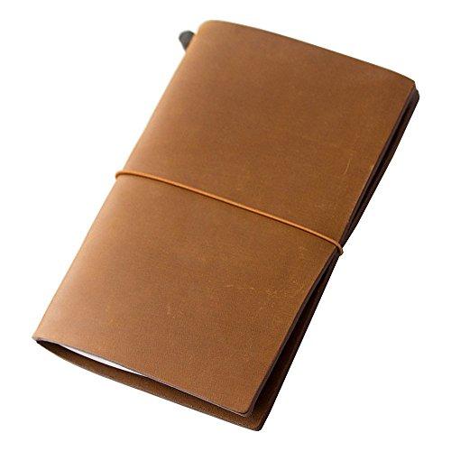 MIDORI Traveler's Notebook Monthly Diary 2017(Camel)
