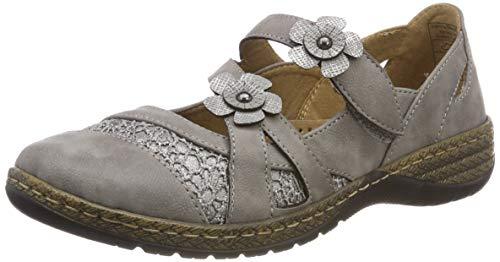 Supremo Damen 6929508 Geschlossene Ballerinas, Grau (Grey 00011), 39 EU