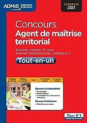 Concours Agent De Maitrise Territorial Tout En Un Categorie C Concours 2017