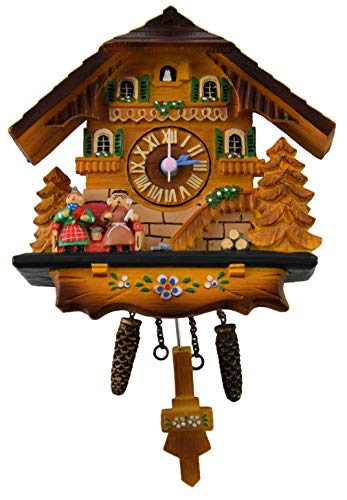 Bradford Exchange The Disney Mickey Mouse Through The Years Cuckoo Clock With Lights Music And Motion The Bradford Exchange 01-22176-001