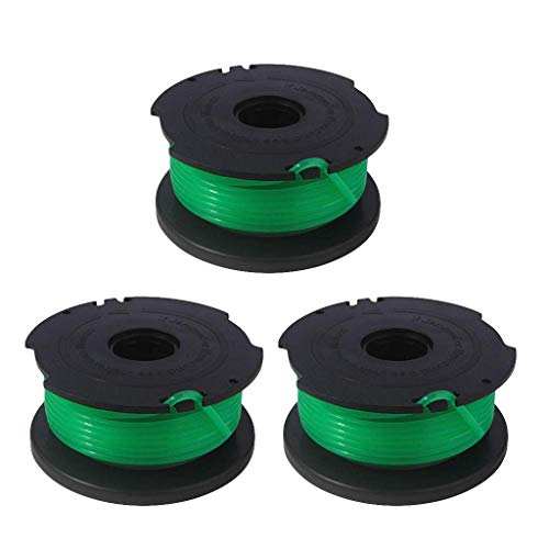 Lowest Price! Sdoveb Trimmer Spool Replacement for Black and Decker SF-080 GH3000 LST540 Weed Eater,...