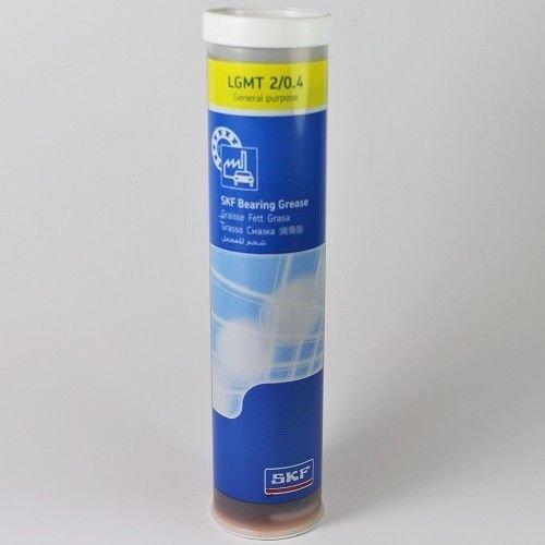 SKF LGMT 2/0.4 – Premium Lagerfett temperaturbeständig (-30°/+120°)
