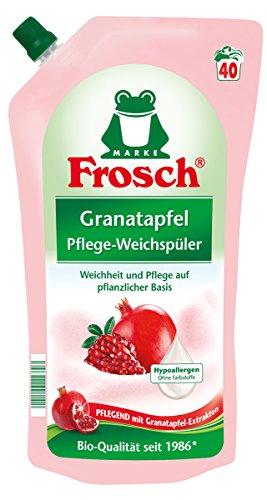 Frosch Granatapfel Weichspüler, 8er Pack (8 x 1 l)
