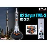 1/400 ロシア A2ソユーズ ロケット TMA-3