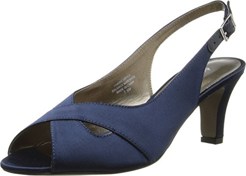 David Tate Women's Palm Shoe,Navy,11 N (AA)