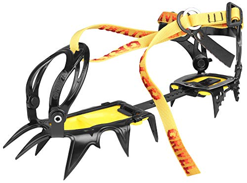 Grivel G12 crampon New-Classic yellow/grey