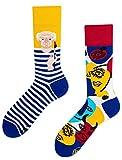 Many Mornings unisex Socken Picassocks (35-38)