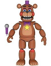 FUNKO ACTION FIGURE: Five Nights at Freddy's Pizza Simulator - Rockstar Freddy