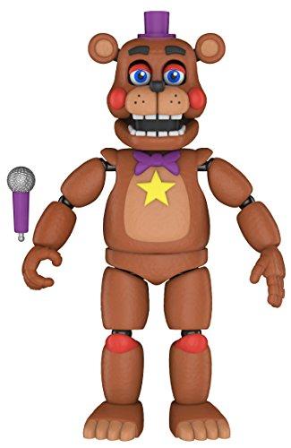 Action Figure: FNAF: Rockstar Freddy
