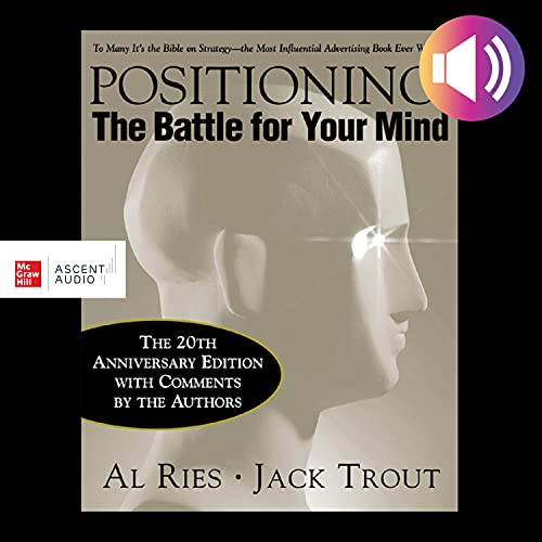 Positioning, 20th Anniversary Edition Audiobook By Al Ries, Jack Trout cover art