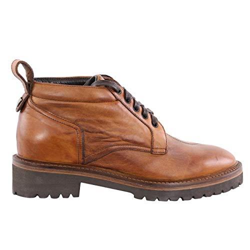 Matchless Damen Leder Sneaker Schuhe Smith Antique Cuero 142013 Größe 37