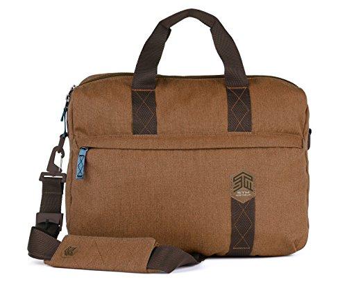 STM Judge Shoulder Bag for 15-Inch Laptop - Desert Brown