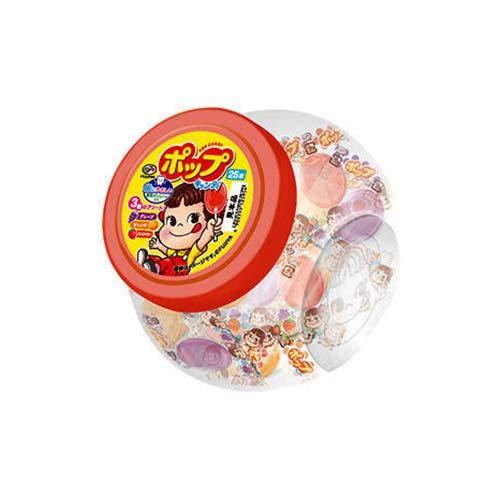 ポップキャンディ 容器入り 25本