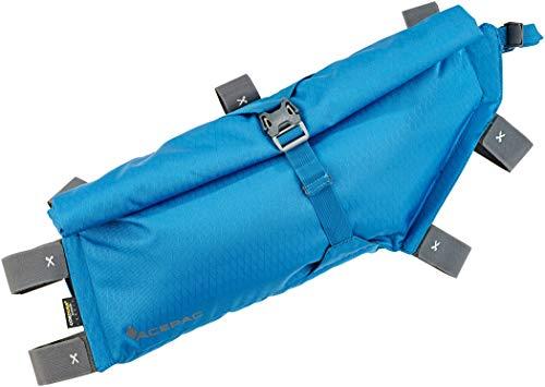Acepac Rolle Rahmen Tasche–Blau groß